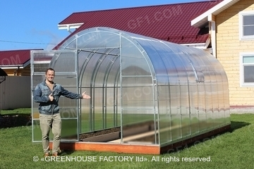 Greenhouse  «RUBY LUX 2.5»